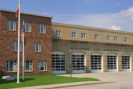 Bennington Fire Station