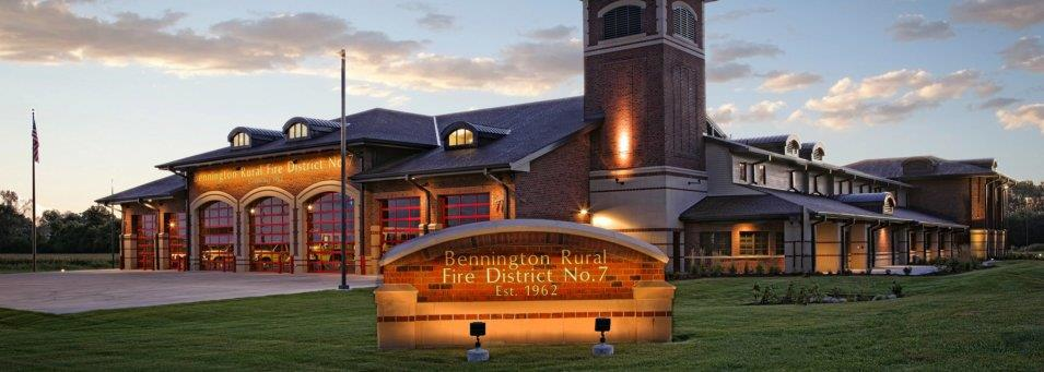 Bennington Fire Station MarCorp Project